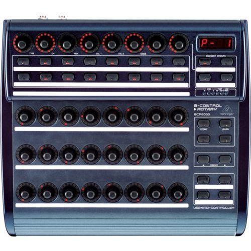 Behringer B-CONTROL ROTARY BCR2000 kontroler USB/MIDI - produkt z kategorii- Pozostałe audio