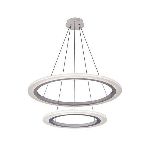Lampa wisząca Rabalux Adrienne 2429 62W LED srebrna, kolor Srebrny