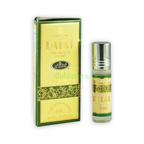 AL REHAB Arabskie perfumy w olejku DALAL 6ml