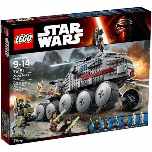 LEGO Star Wars 75151 Turbo Czołg rabat 5%
