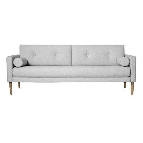 Szara sofa skandynawska calm -  marki Bloomingville