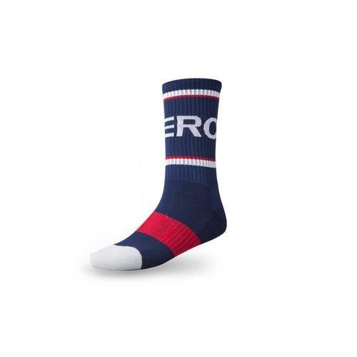 Rogue socks skarpetki navy / red white