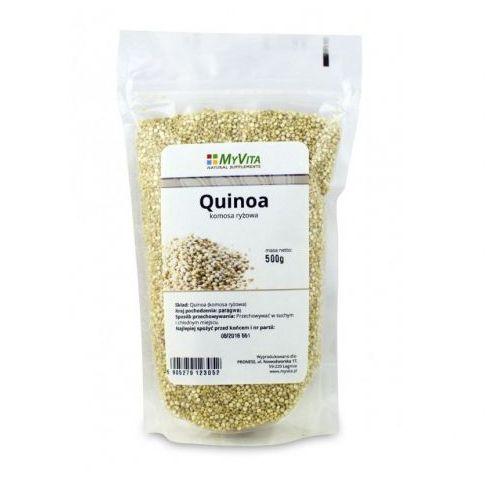 Quinoa komosa ryżowa 500g -  marki Myvita