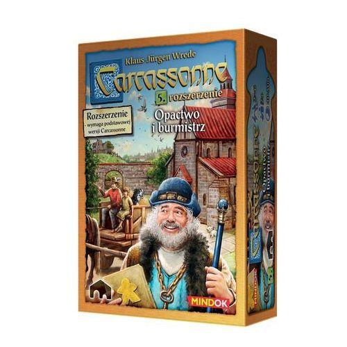 Bard Gra carcassonne 2 edycja opactwo i burmistrz (8595558307050)