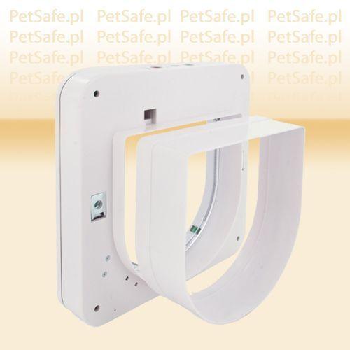 Tunel biały do drzwiczek PetPorte