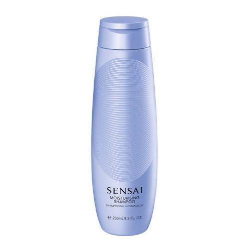 _moisturising shampoo nawilżający szampon do włosów 250ml, marki Sensai