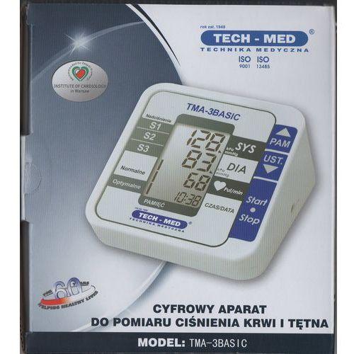 TechMed TMA-3 BASIC. Tanie oferty ze sklepów i opinie.