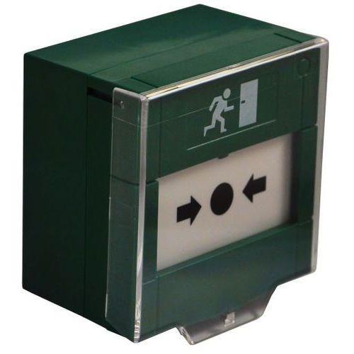 Przycisk awaryjnego otwarcia Scot CP-12RG, CP-12RG