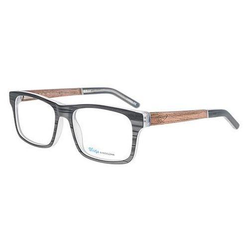 Woodys barcelona Okulary korekcyjne  montmatre 116