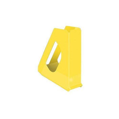 Pojemnik na dokumenty Europost VIVIDA żółty Esselte 70mm 623936