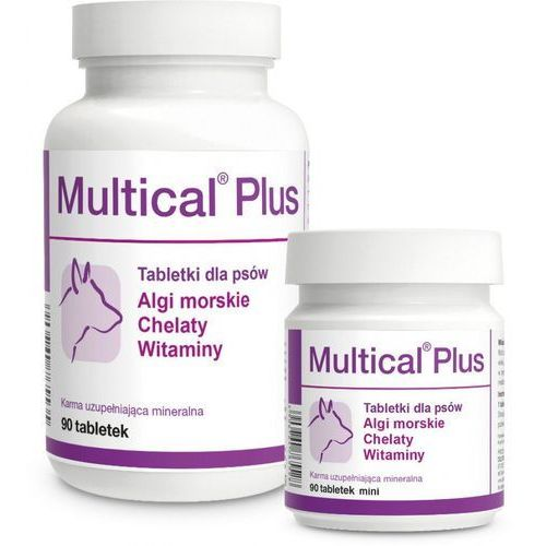 DOLFOS MULTICAL PLUS 90 TAB. MINI DOLVIT (5902232644029)