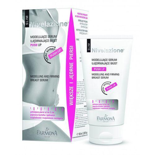 Farmona Nivelazione Slim serum ujędrniające do biustu (Marine ProLift, Kigelia Africana, Gotu Cola, BioSi System) 100 ml, 216192