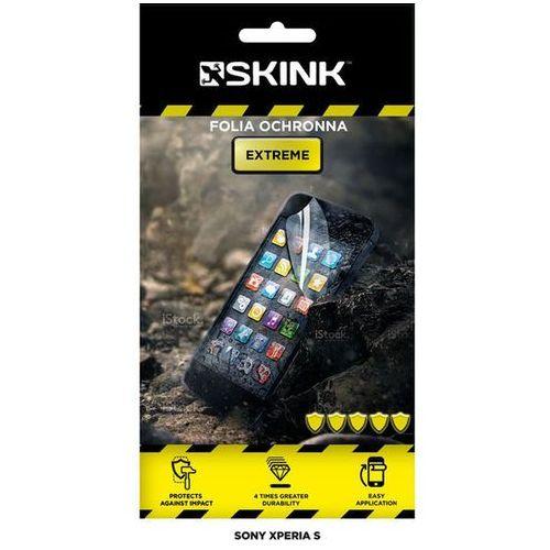 Folia ochronna SKINK Extreme do Sony Xperia Z1 z kategorii Szkła hartowane i folie do telefonów