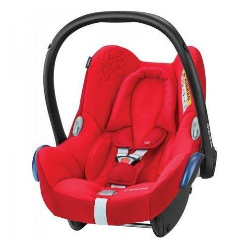 fotelik samochodowy cabriofix vivid red marki Maxi cosi