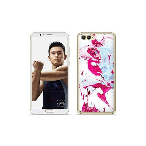 etuo Fantastic Case - Huawei Nova 2S - etui na telefon Fantastic Case - różowy marmur, ETHW652FNTCFC030000