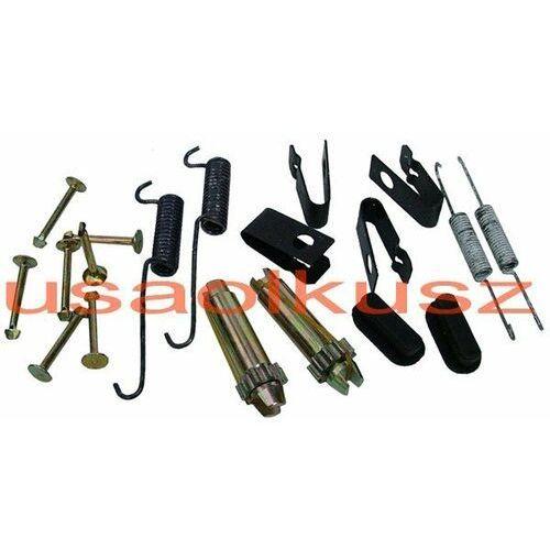 Sprężynki szczęk hamulca postojowego zestaw montażowy jeep liberty 2003-2005 marki Betterbrakeparts