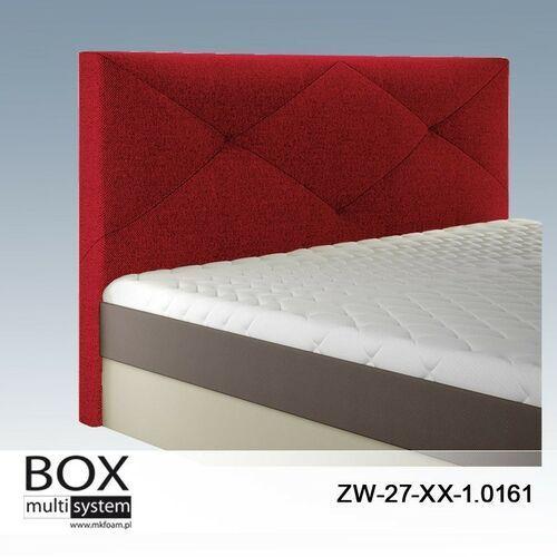 Zagłówek Z-27- Multisystem BOX, Wymiar - 90x200, Wersja - ZW-gr.4 - Salon firmowy M&K Foam Koło