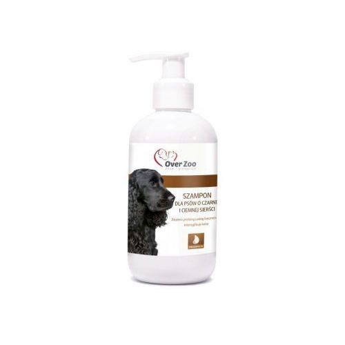Over Zoo Szampon dla psów o czarnej i ciemnej sierści 250ml