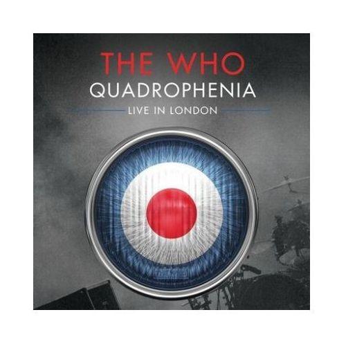 Polydor Quadrophenia - live in. .