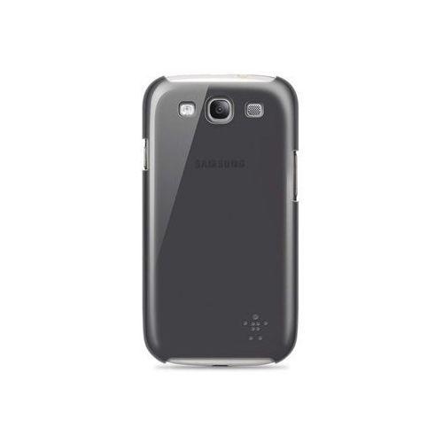 Obudowa Belkin Snap Shield Sheer Case- czarna - Samsung Galaxy S3 i9300