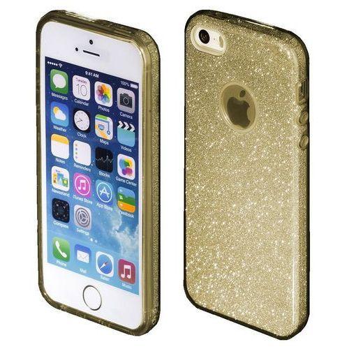 Etui QULT Back Case Blink do iPhone 5/5S/SE Złoty + Zamów z DOSTAWĄ JUTRO! (5901836546913)