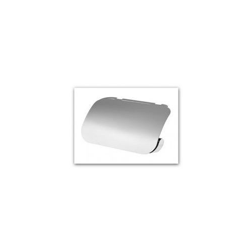 Bisk natura uchwyt na papier z klapką, chrom 04313