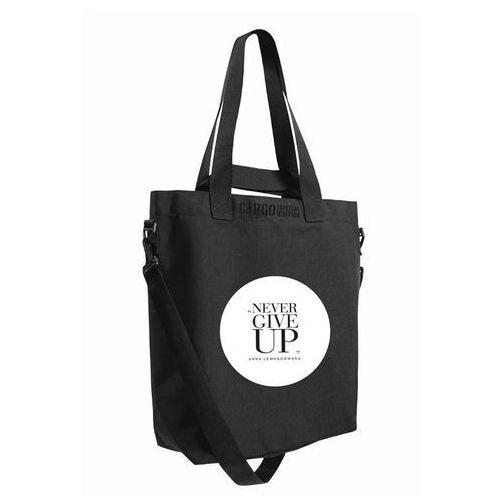 Torba cargo Healthy Plan by Ann czarna + lunchbox na sałatki GoEat, TCCST01-lato
