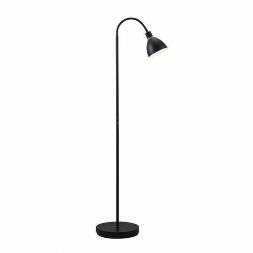 Nordlux ray lampa stojąca czarny, 1-punktowy - design/skandynawski - obszar wewnętrzny - ray - czas dostawy: od 2-3 tygodni (5701581345089)