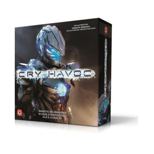 Gra cry havoc - darmowa dostawa!!! marki Portal games