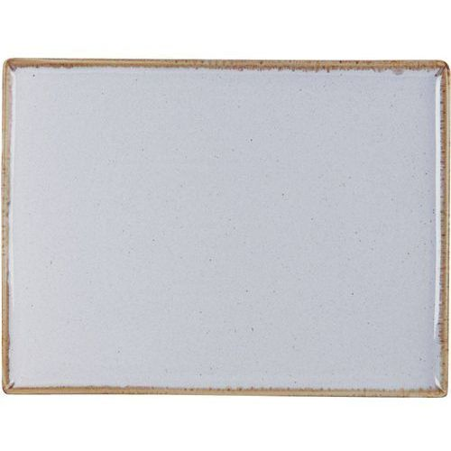 Półmisek prostokątny ashen | 270x230 mm lub 350x250 mm marki Fine dine