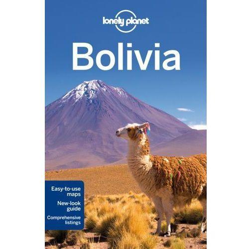 Boliwia Lonely Planet Bolivia (376 str.)