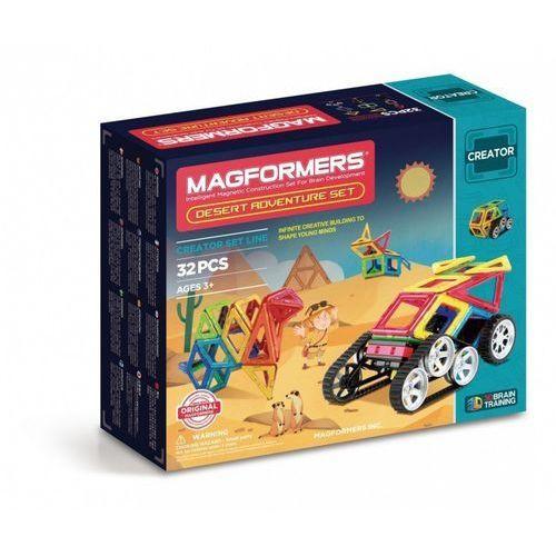 Klocki Magformers Desert Adventure Set 32