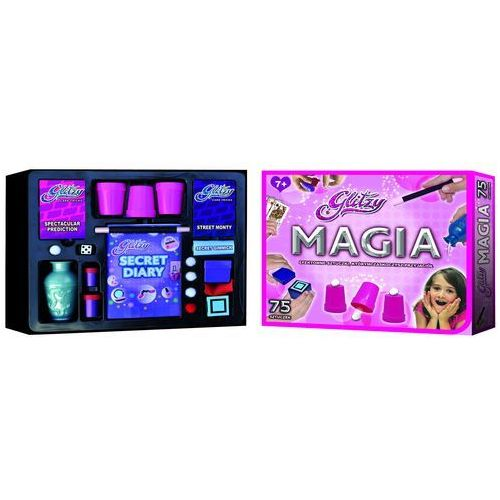 Cartamundi Magiczny zestaw glitzy magic -