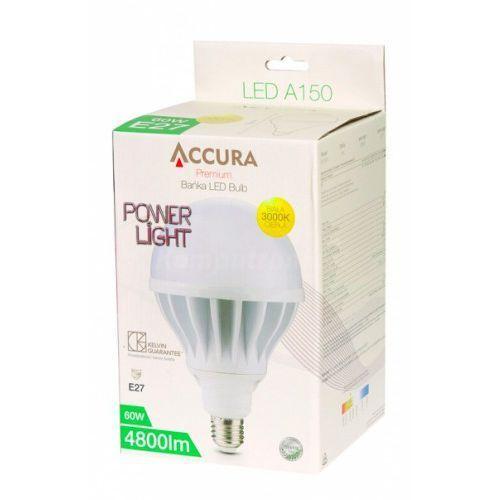 Accura PowerLight bulb E27 60W 4800lm! - sprawdź w wybranym sklepie