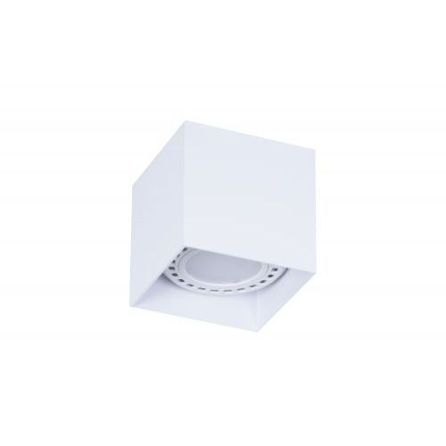 Cleoni Spot lampa oprawa sufitowa tito d2 1x13w gu10 biały beskidzki t113d2117! wyprzedaż ostatnie sztuki!