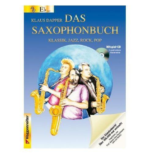 Version Eb (Altsaxophon), m. Audio-CD (9783802405129)
