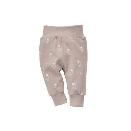 Spodnie dzianinowe niemowlęce 5m35au marki Pinokio