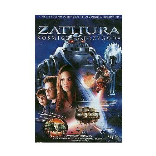 Zathura - kosmiczna przygoda (DVD) - Jon Favreau