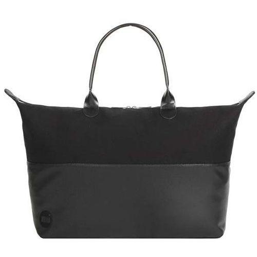 torba na ramię MI-PAC - Weekender 50/50 Canvas Tumbled Black (027) rozmiar: OS, kolor czarny