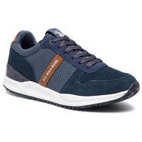 Sneakersy U.S. POLO ASSN. - Edward YBRA4090S9/SY1 Dkbl, w 5 rozmiarach