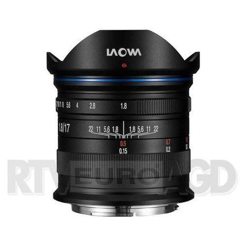 Obiektyw LAOWA C-Dreamer 17 mm f/1.8