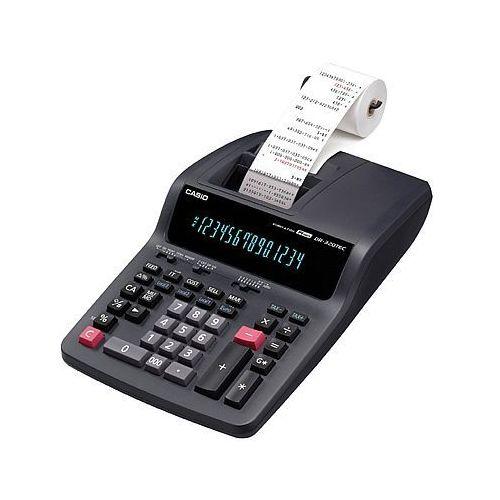 Casio Kalkulator z drukarką dr320tec