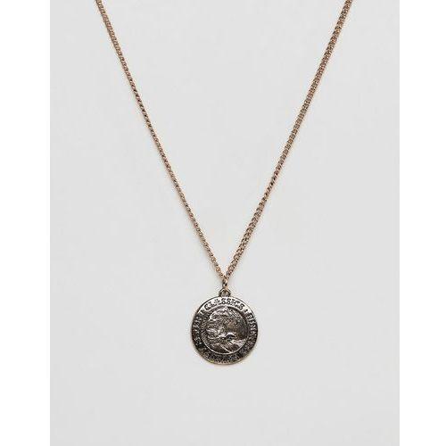 gold pendant necklace - gold marki Classics 77