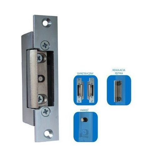elektrozaczep es-s12ac/dc-m z pamięcią es-s12ac/dc-m - rabaty za ilości. szybka wysyłka. profesjonalna pomoc techniczna. marki Scot