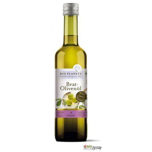 Bio planete (oleje i oliwy) Oliwa z oliwek do smażenia bio 500 ml - bio planete. Najniższe ceny, najlepsze promocje w sklepach, opinie.