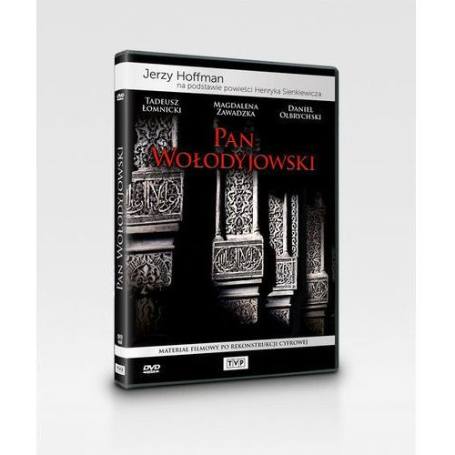 Pan wołodyjowski (dvd) - dostawa zamówienia do jednej ze 170 księgarni matras za darmo od producenta Telewizja polska