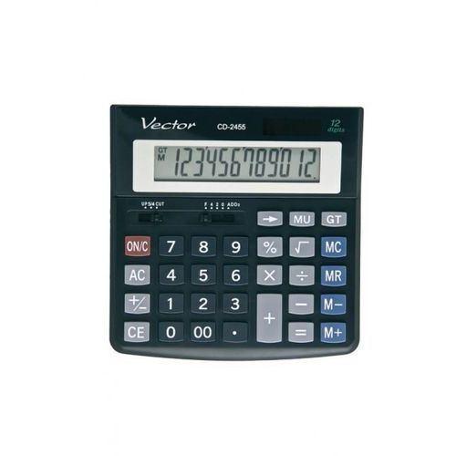 Kalkulator Vector CD-2455 - Rabaty - Porady - Negocjacja cen - Autoryzowana dystrybucja - Szybka dostawa.