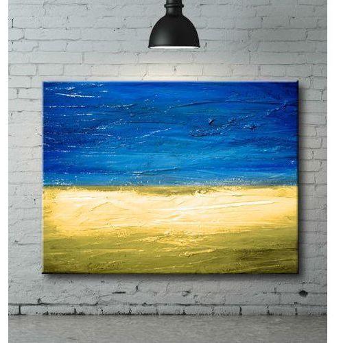 Obraz ręcznie malowany Plaża