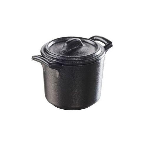 Revol Garnuszek wysoki 0,05 l, czarny | , belle cuisine noir