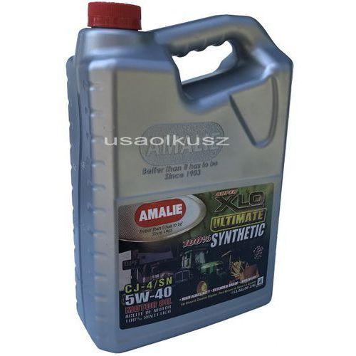 5w40 1 u.s. gallon marki Amalie